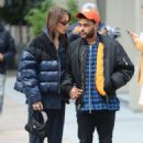 Bella Hadid and The Weeknd – Out in New York City