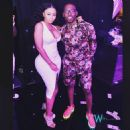 Blac Chyna at Black Orchid in Dallas, Texas - July 19, 2015