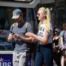 Sophie Turner Out Shopping in Los Angeles 08/23/2016 - 454 x 480