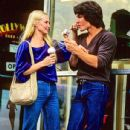 Lisa Niemi and Patrick Swayze - 435 x 580