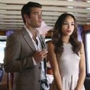 Joshua Bowman and Ashley Madekwe