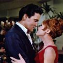Deborah Walley and Elvis Presley