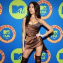 Madison Beer – Possing at the 2020 MTV Europe Music Awards in LA