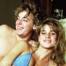 Nicolette Sheridan and Leif Garrett - 454 x 469