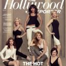 Monica Potter, Kerry Washington, Kate Mara, Connie Britton, Anna Gunn & Elisabeth Moss