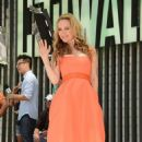 Leslie Mann at the premiere of 'ParaNorman' at Universal Studios Hollywood (August 5)