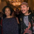 Carlos Santana and Deborah King Santana