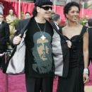 Carlos Santana and Deborah King Santana