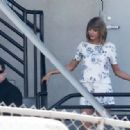 Taylor Swift Seen Out In Beverly Hills
