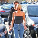 Sofia Richie in Jeans – Out and about in Calabasas
