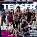 Tom Cruise - Cinema Teaser Magazine Cover [France] (May 2012)