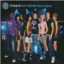 S Club 8 Album - Don't Tell Me You're Sorry