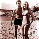 Frankie Avalon and Linda Evans