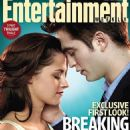 Robert Pattinson, Kristen Stewart - Entertainment Weekly Magazine Cover [United States] (29 April 2011)