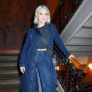 Zara Larsson – Molly Sandens 'Storre' Album Launch in Stockholm