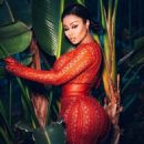 Blac Chyna Poses For New Photoshoot - February 15, 2017