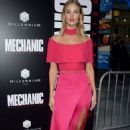 Rosie Huntington-Whiteley - 'Mechanic: Resurrection' Premiere in Los Angeles - 454 x 715