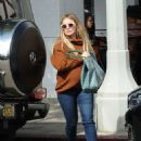 Hilary Duff at Joan's on Third in Studio City - 454 x 581
