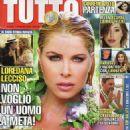 Loredana Lecciso - TUTTO Magazine Cover [Italy] (11 February 2016)