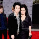 Adrienne Armstrong (III) and Billie Joe Armstrong - 454 x 452