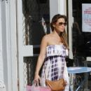 Rachel Stevens - Shopping In Primrose Hill, London, July 21, 2010