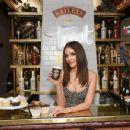 Olivia Culpo – Baileys Treat Bar at Bloomingdale's in New York