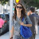 Emmy Rossum - Out In Beverly Hills - July 13, 2010