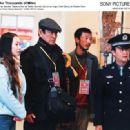 Left to Right: Jiang Wen as Jasmine, Takakura Ken as Takada Gou-ichi, Qiu Lin as Lingo, Chen Ziliang as Warden Chen. Photo by Bai Xiaoyan, courtesy of Sony Pictures Classics Inc. © 2006 CTB Film Company. - 454 x 332
