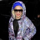 Rita Ora outside BBC Radio Two in London, UK November 19. 2012 - 404 x 594
