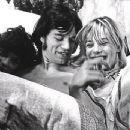 Mick Jagger and Anita Pallenberg - 346 x 400