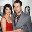 Jacoba Smulders and Taran Killam