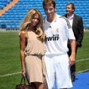 Zlatan Ibrahimovic and Helena Seger - 454 x 679
