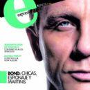 Daniel Craig, Skyfall - Expresiones Magazine Cover [Ecuador] (30 October 2012)