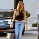Sofia Vergara – Shopping at Saks Fifth Avenue in Beverly Hills 9/24/ 2016
