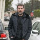 Ben Affleck is seen leaving Pacific Palisades Community Church in Pacific Palisades Ca January 22, 2017 - 454 x 568