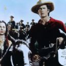 Andra with Clint Walker