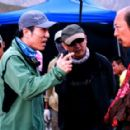 Left to Right: Zhang Yimou and Ni Dahong. Photo by Bai Xiaoyan, Courtesy of Sony Pictures Classics - 454 x 288