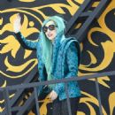 Lady Gaga's MuchMusic Video Awards Rehearsals