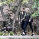 Amber Heard – Seen hiking around Griffith Park
