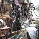 Eleanor Tomlinson – Filming 'Poldark' in Charleston - 454 x 290