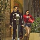 Ariel Winter – Leaving Maze Room Escape Games in Beverly Hills