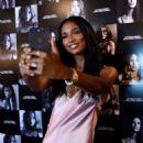 Jasmine Tookes – Victoria's Secret Celebrates New Fall Collection in Natick - 454 x 682
