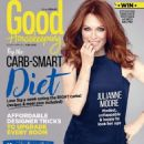 Julianne Moore - Good Housekeeping Magazine Cover [South Africa] (June 2016)