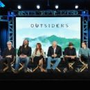 Ryan Hurst speaks onstage during the WGN America Winter 2016 TCA Panel for