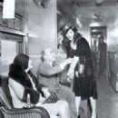 Lupe Velez with William H. Randolph of United Artists Theatre (Circa 1929) - 398 x 480