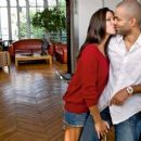 Axelle Francine and Tony Parker and Axelle Francine - 454 x 254