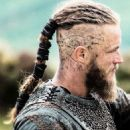 Travis Fimmel as Ragnar Lothbrok as Vikings TV Show (2013)