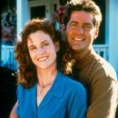 Ally Sheedy and Stephen Caffrey