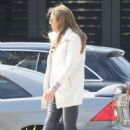 Kendall and Caitlyn Jenner – Out for lunch in Malibu