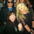 Gene Simmons and Shannon Tweed with Valerie Bertinelli - 454 x 409